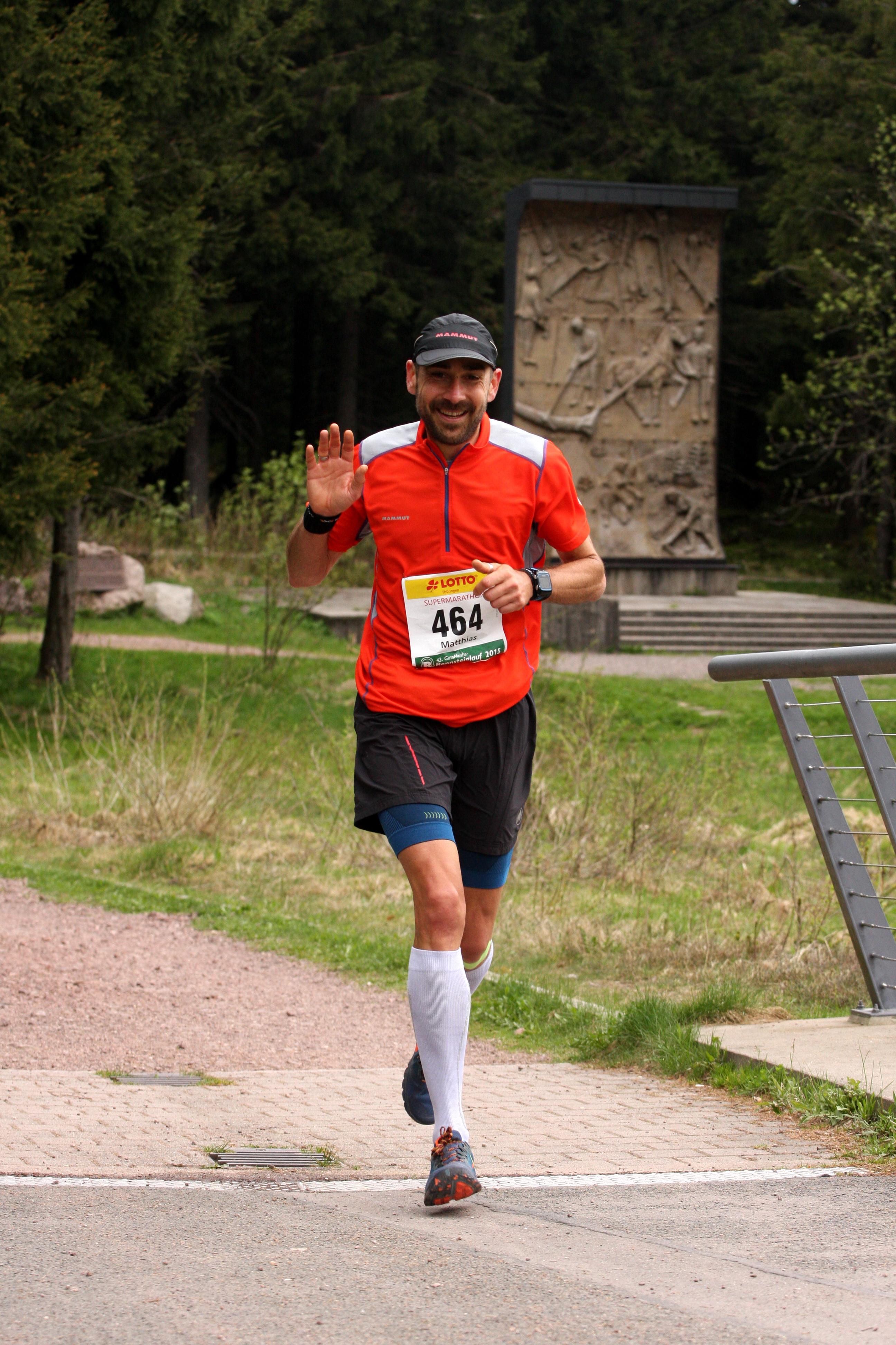 43  GutsMuths-Rennsteiglauf Supermarathon